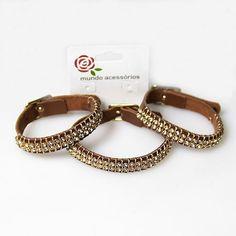 Olha que lindas essas pulseiras! Encontre em nossa loja #pulseira #bijoux #moda…