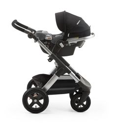 Stokke® PIPA™ by Nuna® is a NEW car seat that fits all Stokke strollers without the use of separate adaptors. Available in USA only July 2015 (preorders June 2015)
