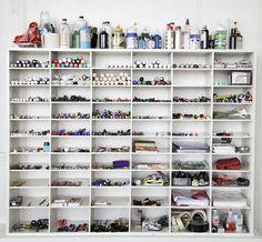 Art supplies management - #organize