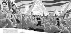 """Why did no one tell me that Abner Dean drew illustrations for Orwell's """"1984?"""""""