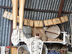 Serendipity Refined: Scenes from the Vintage Market Harvest Market