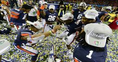 Auburn Tigers win SEC Championship and deserve to be in BCS Championship game
