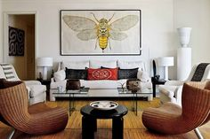 12 Elegant Spaces with Balanced Symmetry Posted June 27, 2014 in Newest Stories by Dering Hall  Pointed Leaf Press