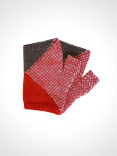Fair Trade Short Fingerless Gloves by Here Today Here Tomorrow Made in Nepal Collection | HERE TODAY HERE TOMORROW