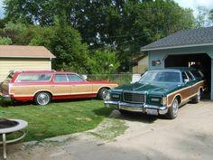 Ford LTD Country Squire de 1978