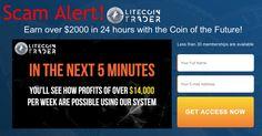 litecoin trader review