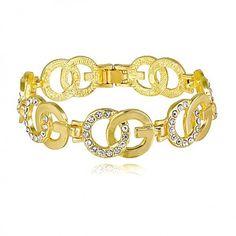 Czy Waszym zdaniem taka bransoletka nadaje się na prezent walentynkowy?:) Dla nas jak najbardziej!  http://sklepmarcodiamanti.pl/produkt/bransoletka-zlota-model-mdltd-gb0001/