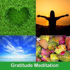 Meditation - Gratitude Meditation - Guided Meditation - Instant Download - MP3 - Relaxation