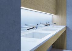 Hand Dryer, Solid Surface, Soap Dispenser, Sink, Mirror, Furniture, Design, Home Decor, Soap Dispenser Pump
