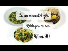 Ep 6 /Ce mananc in 4 zile de Rina/ Retete dieta Rina 90 / Dieta Rina/ What i eat to lose weight Lose Weight, Health Fitness, Sport, Youtube, Food, Weights, Meal, Essen, Hoods