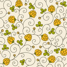 Papel de Parede Floral 1485 Zentangle, Seamless Textures, Pattern Illustration, Background Templates, Craft Patterns, Crayon, Objects, Wraps, Arts And Crafts