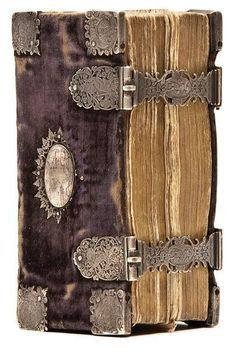 Antique Victorian book.. amazing