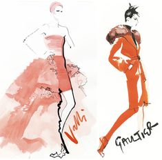 david downton valli gautier
