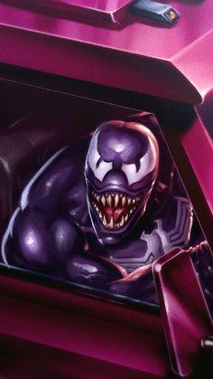 Find over images of Venom. ✓ Nice Pictures for your devices like PC, Android Mobile, iOS, Mac, etc. Marvel Villains, Marvel Vs, Captain Marvel, Marvel Comics, Venom Spiderman, Black Spiderman, Marvel Wallpaper, Hd Wallpaper, Wallpapers