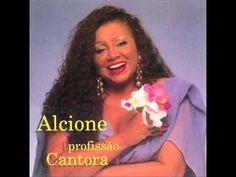 Alcione - Profissão Cantora - Cd Completo - 1995
