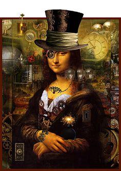 Passezmoila Mona Lisa