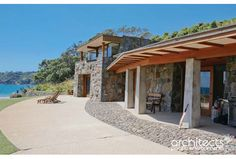 Pacific Environments Architects | Residential Waiheke House