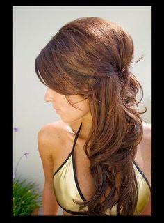 cute hairstyle *_*