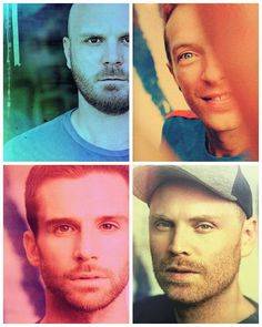 Pics of the guys featured on the #AHFODTour book : ©@coldplaychris | #Coldplay…
