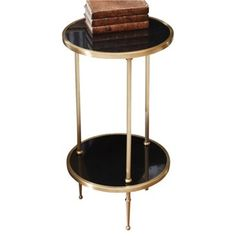 Check out this item at One Kings Lane! Friar 2-Tier Side Table