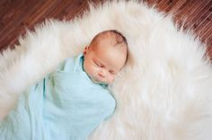 faux fur newborn baby photo prop white by babyportraitpropshop, $24.95