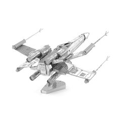 2016 Hot Sale 3D Metal Puzzles Model Jigsaws Fighter DIY Assemble Kid/Adult Toy Gift Drop Shipping