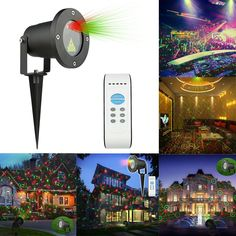 #outdoor #garden #landscape light#christmas #lights#holiday #landscape light#Laser #garden light#projector#Waterproof 8W Red & Green 2 in 1 Dynamic Lighting Star projector laser spotlight  Magic Outdoor and Indoor Laser Lights for Home,Landscape, DJ Party,KTV party,Patio,Lawn,Garden and Holiday Decoration   8 in 1 design: Be able to build a more cool atmosphere(Stars only light spot, the effect is relatively simple).Projection Coverage:4000 square feet only 39.99USD