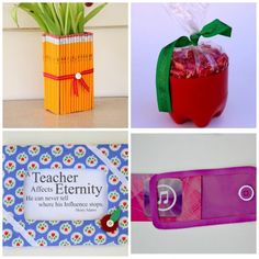 144 Best Crafts Teacher Gift Ideas Images On Pinterest