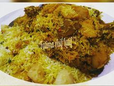 Mutton Biryani recipe by Fatima A Latif posted on 21 Jan 2017 . Recipe has a rating of by 3 members and the recipe belongs in the Rice Dishes recipes category Halal Recipes, Curry Recipes, Indian Food Recipes, Real Food Recipes, Snack Recipes, Cooking Recipes, Rice Recipes, Recipies, Snacks