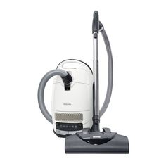 The Miele Complete Cat & Dog canister vacuum removes pet hair quickly and effectively! Order our Miele Pet vacuum cleaner to ensure your house is spotless. Canister Vacuum Reviews, Best Canister Vacuum, Pet Vacuum, Handheld Vacuum, Vacuum For Hardwood Floors, Miele Vacuum, Vacuum Cleaners, Bathroom Cleaning Hacks