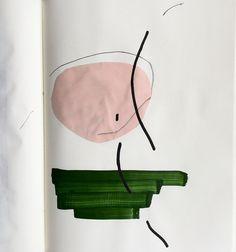 Pencil Box Girl - illustration - art