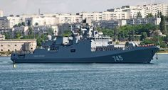 """Russian Admiral Grigorovich frigate. Sputnik Photo  India is set to purchase three frigates from Moscow originally intended for Russian Navy Black Sea Fleet, according to a Thursday report in Jane's Defence Weekly.Citing source in Russian defense industry report said New Delhi and Moscow have reached a """"relevant concealed agreement,"""" for the three Project 11356M Admiral Grigorovich frigates that will be armed with the jointly India and Russia developed BrahMos anti-ship cruise missile."""