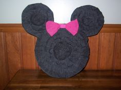 Minnie Mouse Pinata featured on At Second Street!