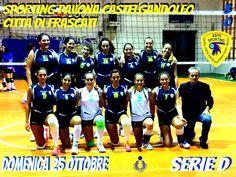 SPORTING PAVONA CASTELGANDOLFO -NEWS Basketball Court, News, Sports, Hs Sports, Sport