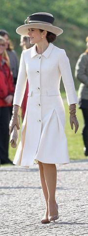 Princess Mary: so elegant!