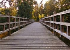 Free photo: Wooden Bridge, Away, Wooden Boards - Free Image on ...