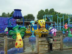 MoviePark-Infos.de - SpongeBob Splash Bash - MoviePark-Infos.de