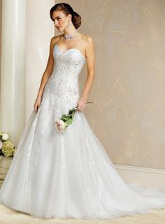 30 Elegant and Beautiful Wedding Dresses For Brides wedding wedding ideas wedding dresses wedding bride dresses dresses for brides