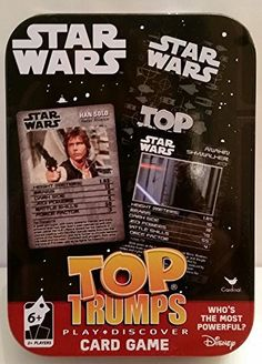 Top Trumps Play  Discover Card Game  Star Wars *** Be sure to check out this awesome product.