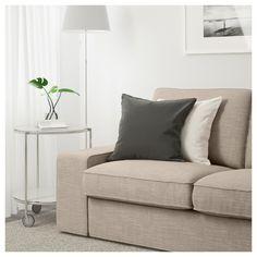 IKEA KIVIK Sofá 2 plazas Ikea Kivik, Loveseat Covers, Relax, Sofa Frame, Seat Cushions, Keep It Cleaner, Love Seat, Lounge, Beige