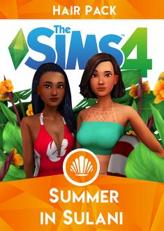 Summer in Sulani is a female CC stuff pack that was made in the celebration of The Sims 4 Island Living Expansion Pack! 🌊 This free CC stuff pack is an amazing opportunity to get for your sims to. Sims Four, Sims 3, Sims 4 Mm Cc, Packs The Sims 4, Sims 4 Game Packs, Los Sims 4 Mods, Sims 4 Game Mods, Surfer Girls, Maxis