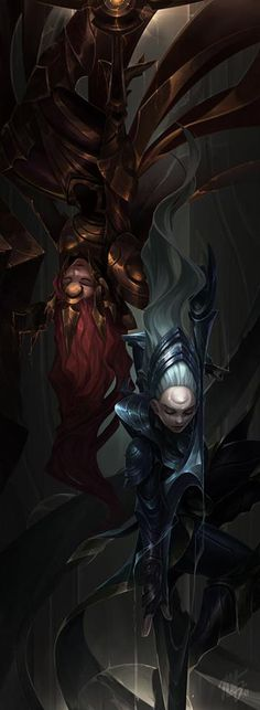 Leona x Diana - League of Legends