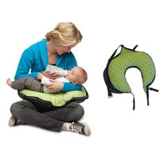 About time! Boppy travel pillow