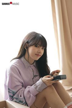 """Gfriend """"Time for the moon night"""" MV Behind #Yerin"""