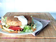 Arabafelice in cucina!: Burgers di salmone fresco
