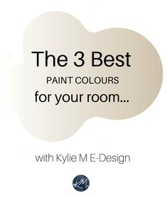 Beige and Beyond! The Top 5 Neutral Beige Paint Colours Partner post: The 5 Best TAN Paint Colours: Benjamin and Sherwin Gone are the days of boring old beige! Cream Paint Colors, Best Neutral Paint Colors, Trending Paint Colors, Paint Colors For Home, Paint Colours, Gray Paint, House Colors, Room Colors, Wall Colors