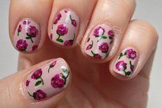Lyndar the Merciless:   #nail #nails #nailart