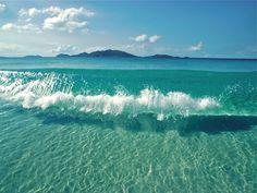 Turquoise Water - Bi