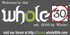 """The Whole30® Program ($ 39 for the """"success guide"""" ebook, but the program outline is on the main webpage)"""