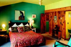 B-52's Kate Pierson's Hideaway in upstate New York